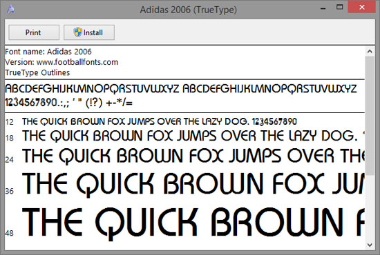 how to create ttf font files