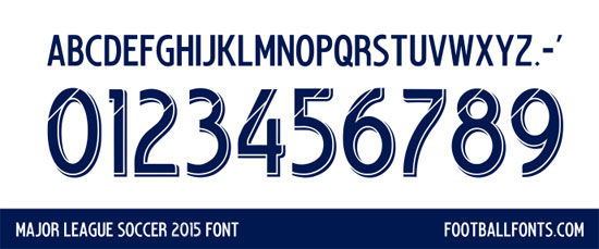 Mls football fonts us major league soccer font available in ttf otf files sciox Choice Image